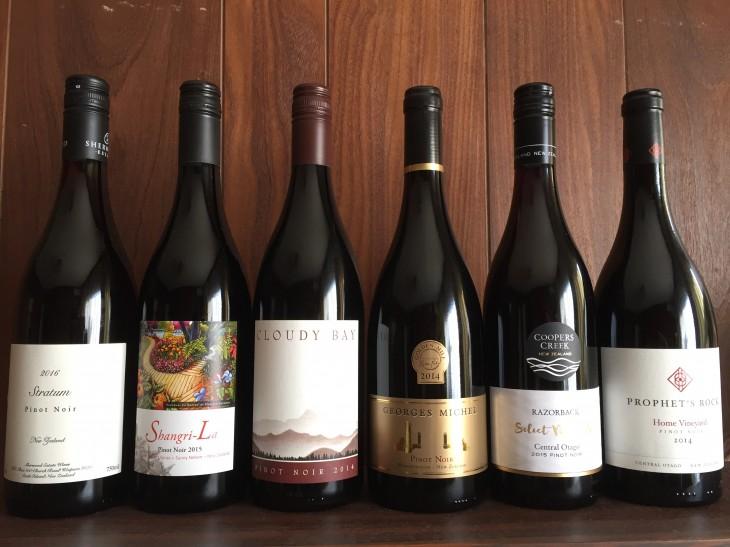 「ピノ・ノワールの会」ニュージーランドワイン会開催報告