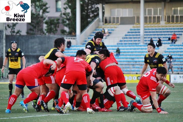 トップリーグ 2017-2018  サントリーサンゴリアス vs神戸製鋼コベルコスティーラーズ