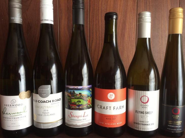 ニュージーランドワイン「ゲヴュルツトラミネール」の会 開催報告