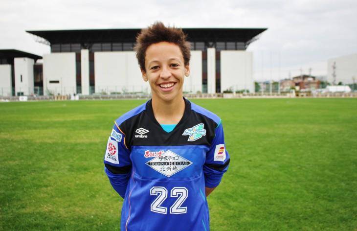 サラ・グレゴリアス サッカー女子ニュージーランド代表 復帰