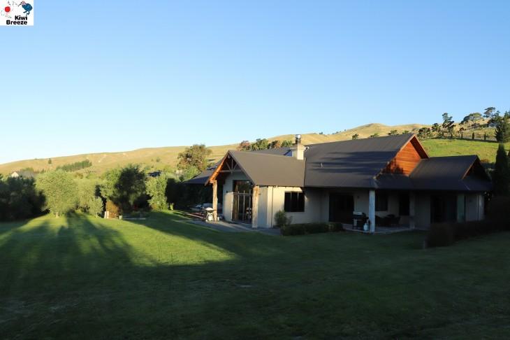 マールボロにて、Wapu Lodgeに滞在しました。