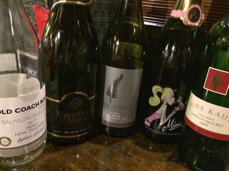 「樹の花」にて出張ニュージーランドワイン会開催しました