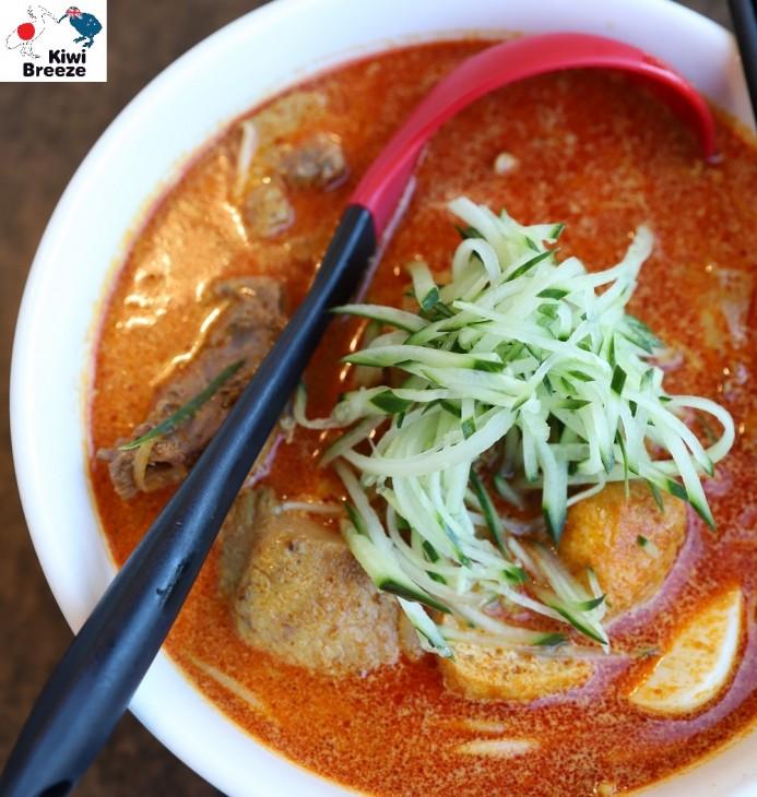 移民の街オークランドで、人気のマレーシア料理店に行ってみました!