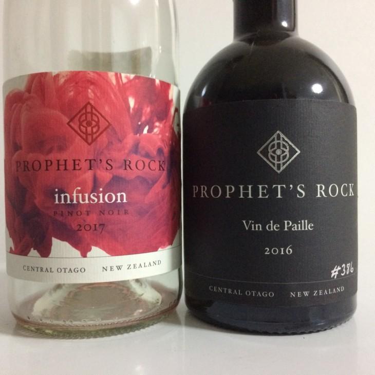 プロフェッツロックの希少なワインを試飲しました!