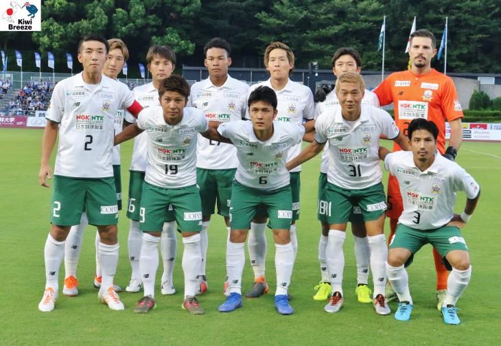 FC町田ゼルビア vs FC岐阜 レポート