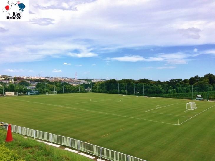 練習試合 川崎フロンターレ vs 関東学院大学 レポート