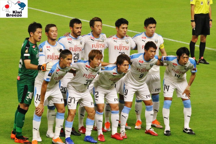 ルヴァンカップ 準々決勝 第1戦  鹿島アントラーズ vs 川崎フロンターレ