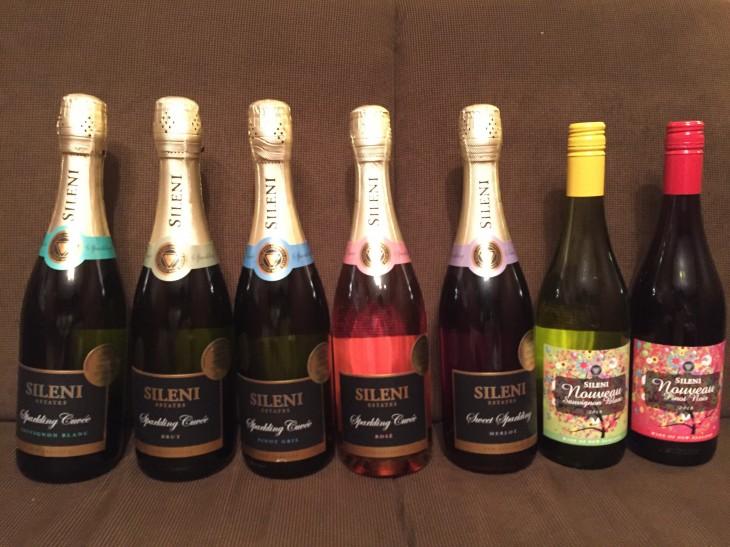 ニュージーランドワイン会「シレーニ・エステート」の会