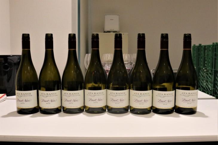 ニュージーランドワインの巨匠 アタ・ランギ ピノ・ノワール垂直試飲会