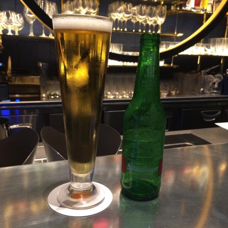 東京でニュージーランドビールの代表 スタインラガーが飲めるお店!