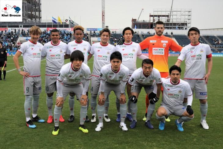 2019年 J2リーグ 横浜FC  VS FC岐阜 レポート