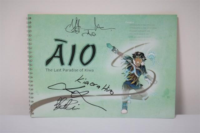 Āio: The Last Paradise Of Kiwa