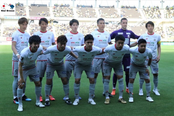 2019年 J2リーグ ジェフユナイテッド千葉 VS FC岐阜 レポート