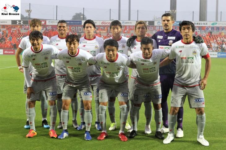 2019年J2リーグ 第18節  大宮アルディージャVS FC岐阜 レポート