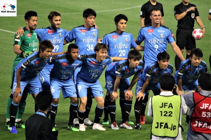 天皇杯 JFA 第99回全日本サッカー選手権大会 2回戦  川崎フロンターレ vs 明治大学 レポート