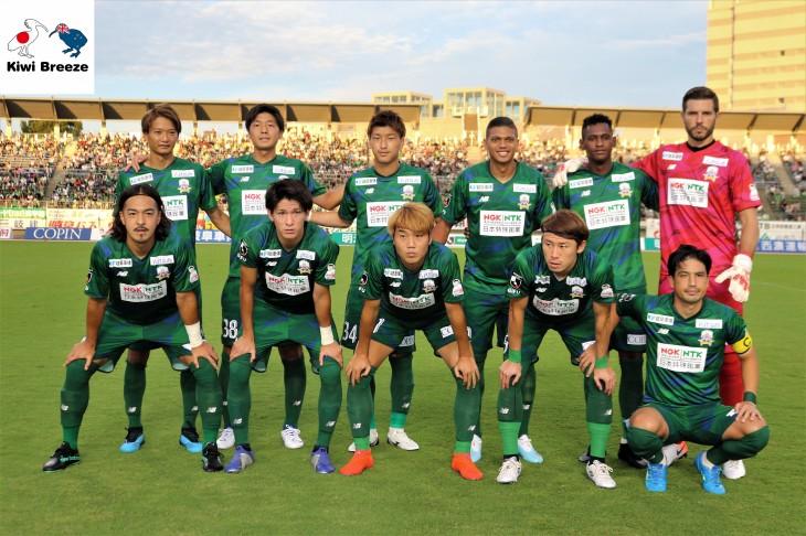 明治安田生命J2リーグ 第29節 FC岐阜 vs 柏レイソル レポート