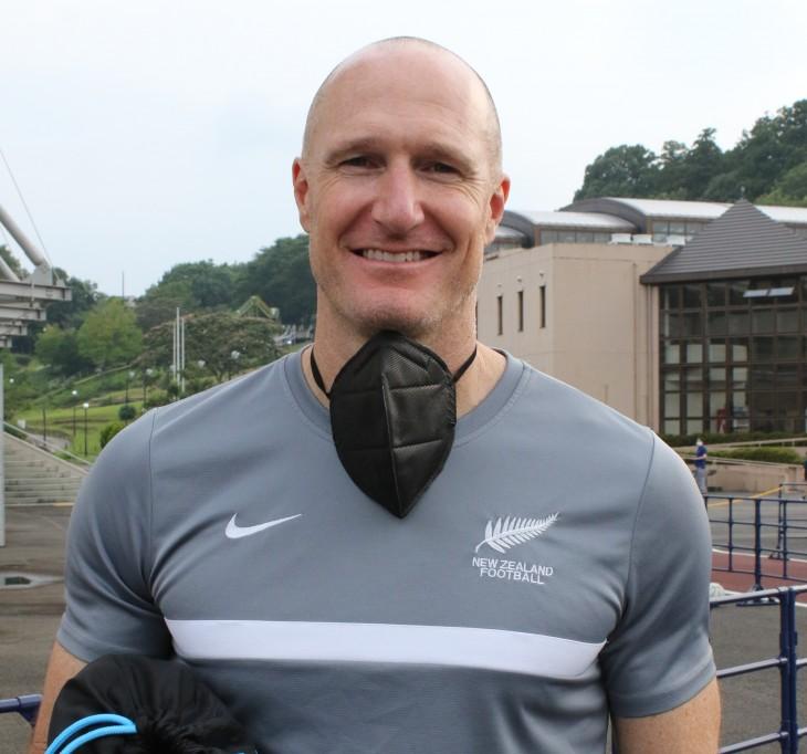 ニュージーランド男子サッカー代表 ダニー・ヘイ監督 独占インタビュー