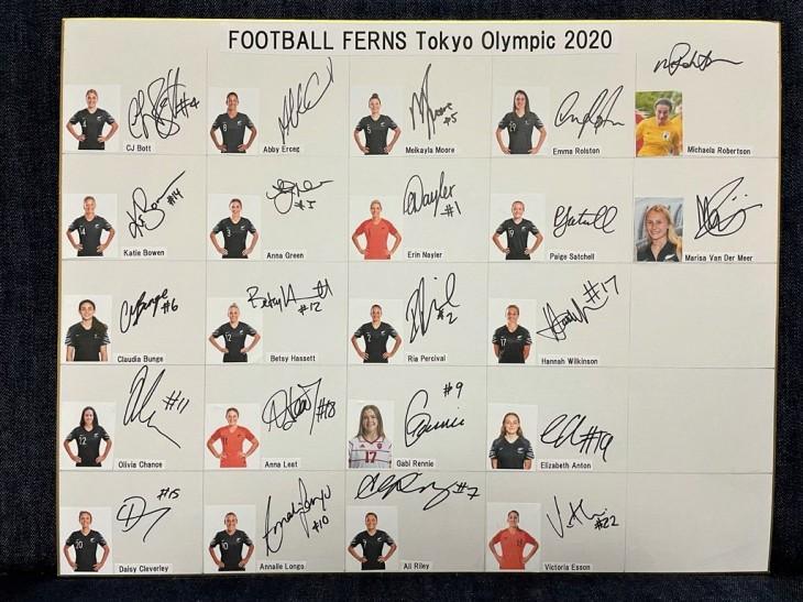 ニュージーランド女子サッカー代表 アビー・アーセグ&アナ・グリーン 独占インタビュー